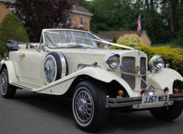Beauford for weddings in Swindon